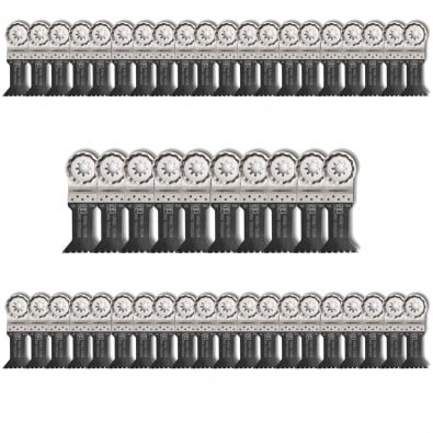 Fein 50x E-Cut Universal Sägeblatt StarlockPlus 44 mm - 63502152250