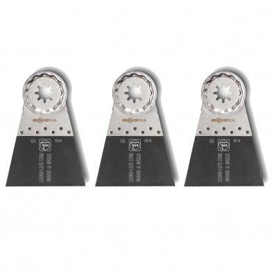 Fein MultiMaster 3x Long-Life E-Cut Sägeblatt 65mm SLP - 63502161220