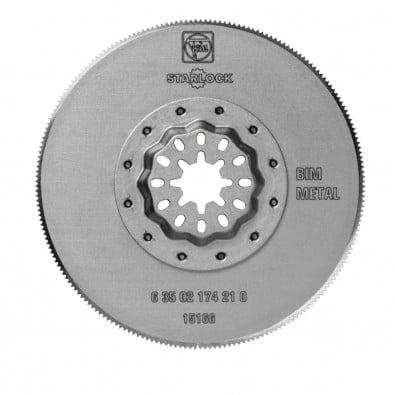 Fein 1x HSS-Sägeblatt Starlock 85 mm - 63502174210