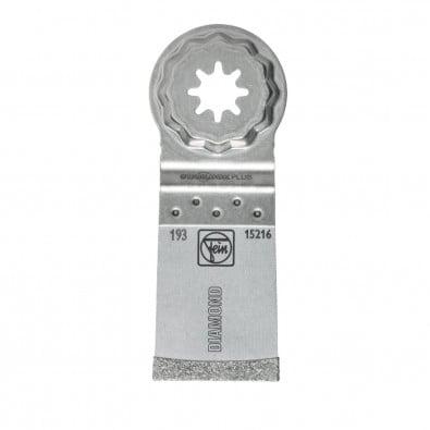Fein 1x E-Cut Diamant Sägeblatt StarlockPlus 35 mm - 63502193210