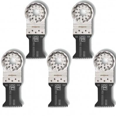 Fein MultiMaster 5x Precision E-Cut BIM Sägeblatt 35mm SL - 63502205230