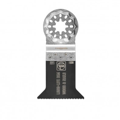 Fein 50x E-Cut Long-Life Sägeblatt Starlock 50 mm - 63502221250