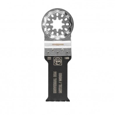 Fein MultiMaster 1x Universal E-Cut Sägeblatt 28mm SL - 63502222210