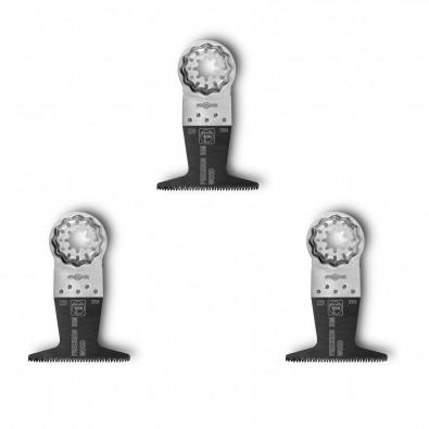 Fein 3x E-Cut Precision BIM-Sägeblatt SL 50x65 mm  - 63502229220