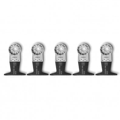 Fein 5x E-Cut Precision BIM-Sägeblatt SL 50x65 mm  - 63502229230