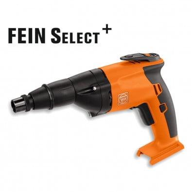Fein Akku-Metallschrauber ASCS 6.3 Select 6,3 mm im Koffer - 71131163000