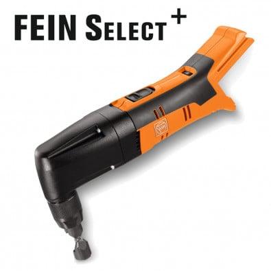 Fein Akku-Knabber ABLK 18 1.6 E Select 1,6 mm im Koffer - 71320461000