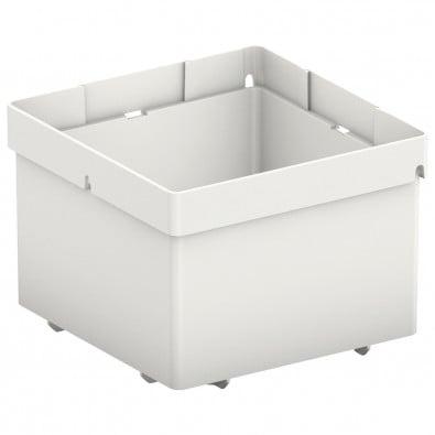 Festool 6x Einsatzboxen Box 100 x 100 x 68 mm für Systainer³ Organizer - 204860