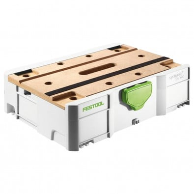 Festool SYSTAINER T-LOC SYS-MFT mit Werkbank SYS 1 - 500076