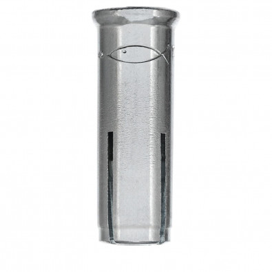 Fischer 100x Einschlaganker EA II M 8 galvanisch verzinkt - 048284