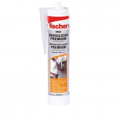 Fischer 1x Bausilicon Premium 310 ml DBSA GR grau - 053092