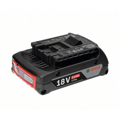 Bosch Akku GBA 18 Volt / 2,0 Ah M-B Professional 1600Z00036
