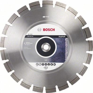 Bosch Diamanttrennscheibe Best for Asphalt, 300 x 20 x 3,2 x 12 mm -2608603639
