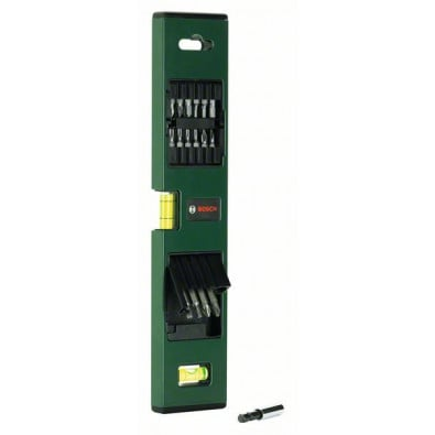 Bosch Schraubendreher und Wasserwaagen-Set 17tlg. - 2607017070