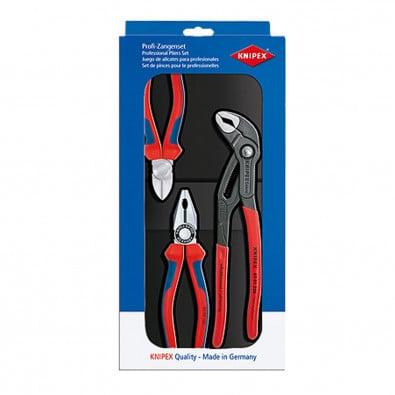 Knipex Werkzeug-Set Bestseller-Paket 002009V01