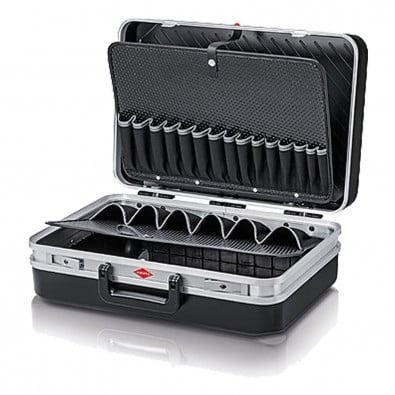 Knipex Werkzeugkoffer Standard Leer - 002120LE