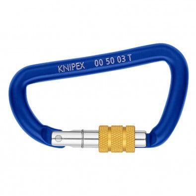 KNIPEX TT Material-Karabiner - 005003TBK