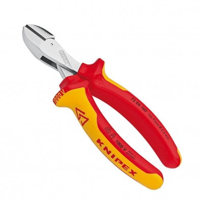 Knipex X-CUT Kompakt Seitenschneider - 7306160