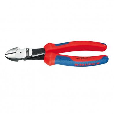 Knipex Kraft-Seitenschneider 7412180 mm - #7412180