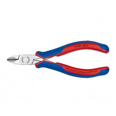 Knipex Elektronik-Seitenschneider mit Hartmetallschneide #7702135H