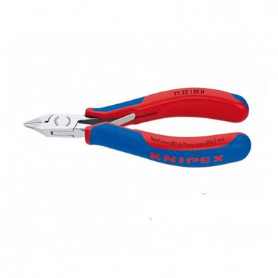 Knipex Elektronik-Seitenschneider mit Hartmetallschneide #7732120H