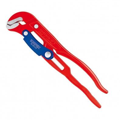 Knipex Rohrzange S-Maul mit Schnellverstellung 8360010