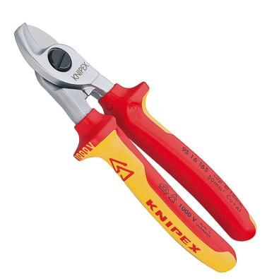 Knipex Kabelschere 9516165 mm - #9516165