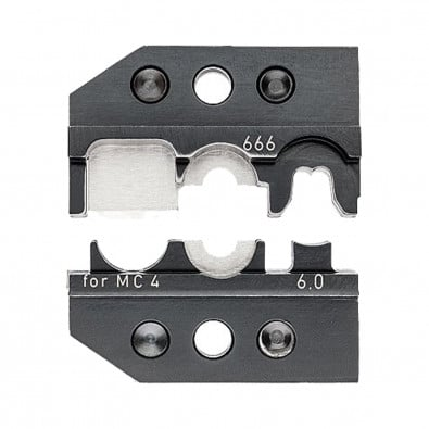 Knipex Crimpeinsatz für MC4 (6 mm²) #9749666