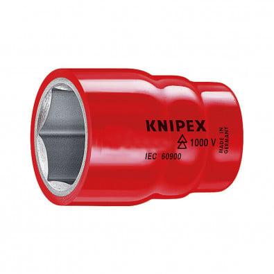 """Knipex Steckschlüsseleinsätze S 16mm 3/8"""" #983716"""