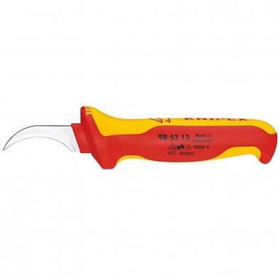 Knipex Abmantelungsmesser 985313 - 98 53 13