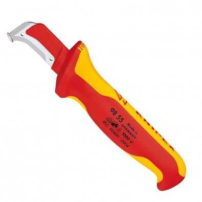 Knipex Kabelmantelmesser 9855 - 98 55