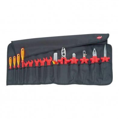 Knipex Rolltasche 15-tlg.  989913 - 98 99 13