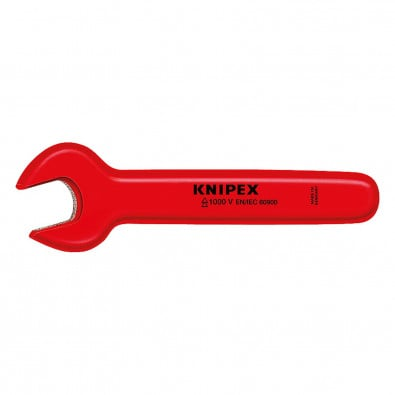 Knipex Einmaulschlüssel 15 mm - 98 00 15 #980015