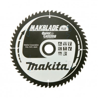 Makita MAKBLADE Plus Sägeblatt 260x30x48Z - B-33495