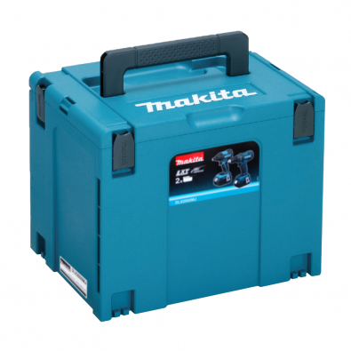 Makita MAKPAC Systainer Systemkoffer Gr. 4 P-02397 mit Festool Kompatibel