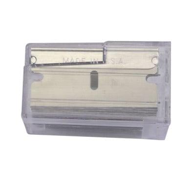 Stanley 10x Ersatzklingen für Glassschaber - 0-28-510