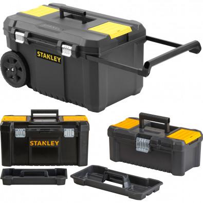 """Stanley """"Essential"""" Mobile Montagebox im Set - STST1-81065"""