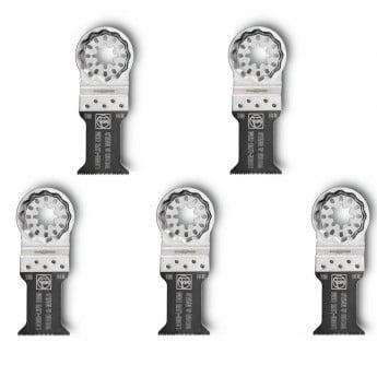Fein MultiMaster 5x Precision E-Cut BIM Sägeblatt 35mm SL 63502205230
