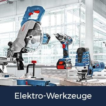 Bekannt Bosch Akku- und Elektrowerkzeug | Werkzeugstore24 IV46
